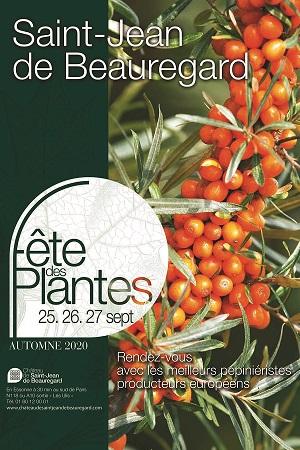 Fête des plantes Saint Jean de Beauregard
